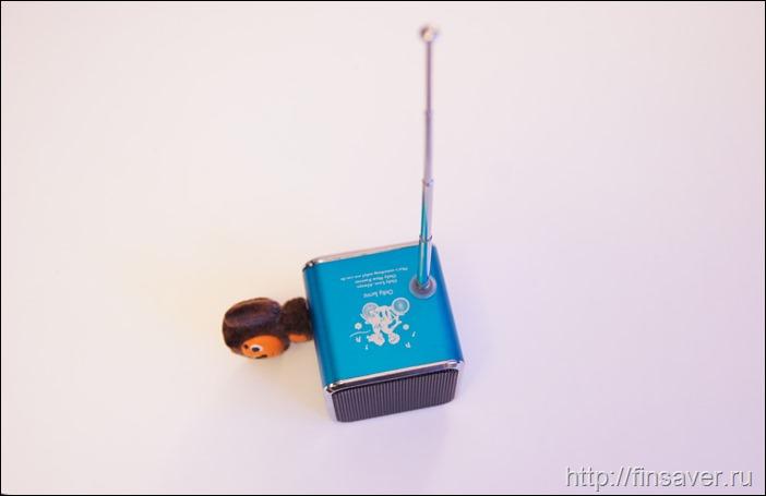 Радио приемник с Aliexpress. Отзыв.