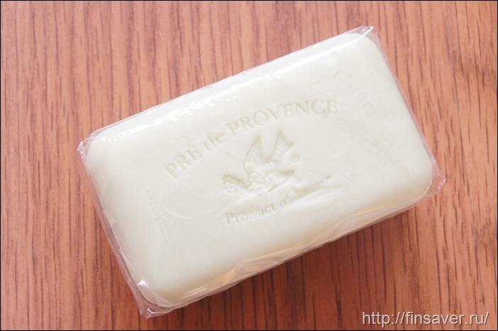 Огуречное мыло.