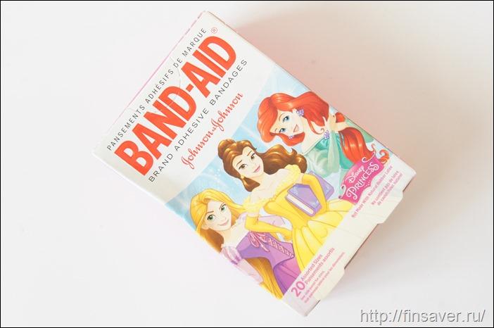 Band Aid, Adhesive Bandages, Disney Princess, 20 Assorted Sizes дешево органика шруки iherb отзывы купон на скидку в 10$ инструкция как сделать заказ акции скидки косметика БАДы витамины