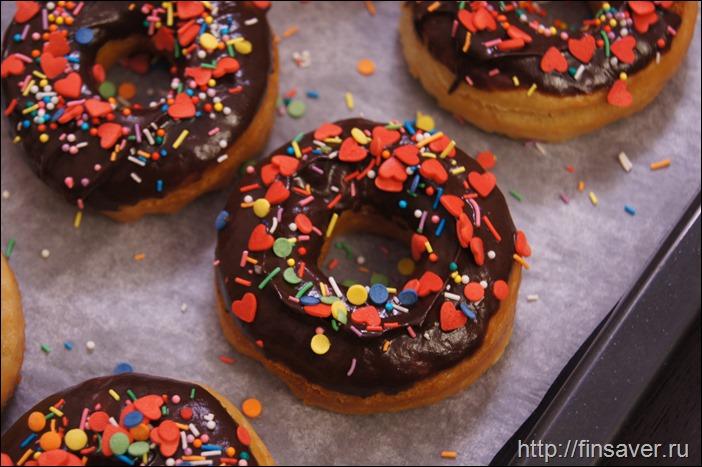 рецепт пончиков donuts форма для вырезания aliexpress купоны скидки