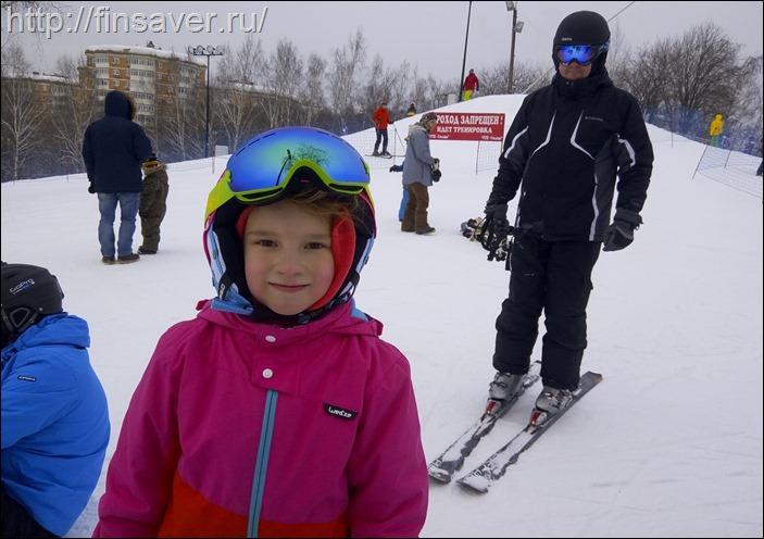 Детская горнолыжная маска с Aliexpress. Отзыв.