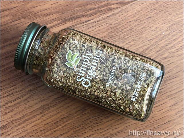 Simply Organic, Орегано, 0.75 унций (21 г)греческий салат свежая приправа много дешево красивая упаковка дешево органика шруки iherb отзывы купон на скидку в 10$ инструкция как сделать заказ акции скидки   косметика БАДы витамины